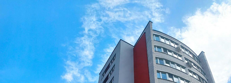 Многоквартирный жилой дом в Кобрине, ул. Дружбы